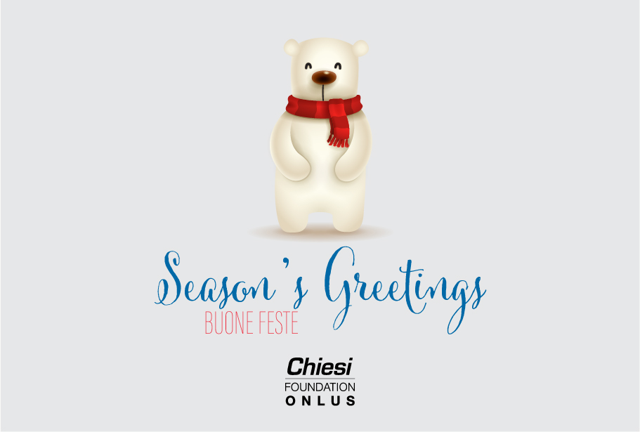 Season's greetings from the Chiesi Foundation