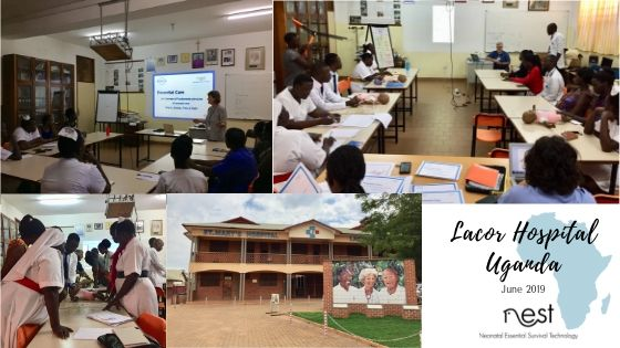 Chiesi Foundation torna al Lacor Hospital - Uganda
